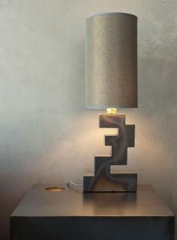 einzelner Lampenschirm